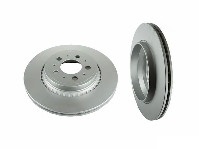 Volvo Brakes > Volvo XC90 Disc Brake Rotor