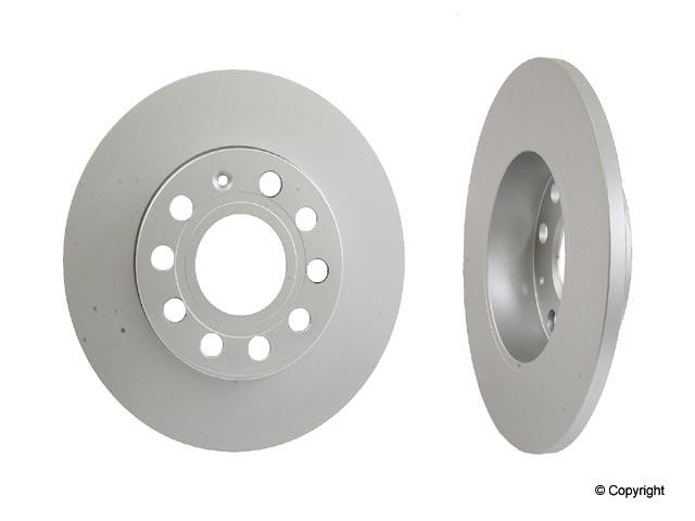 VW Brake Disc > VW GTI Disc Brake Rotor
