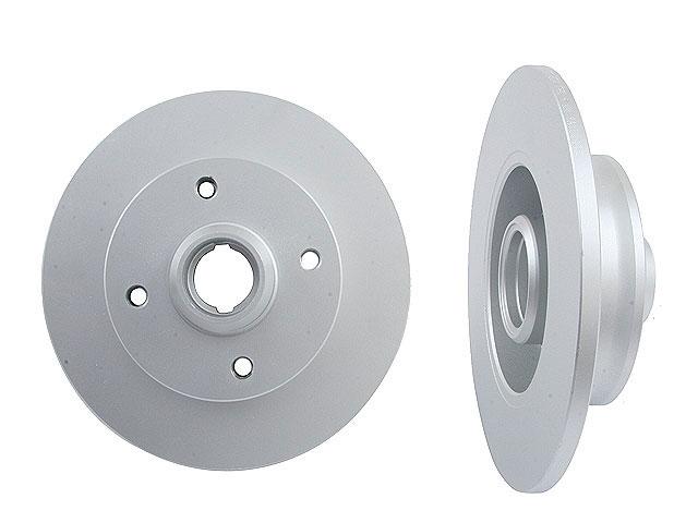 VW Brakes > VW Passat Disc Brake Rotor