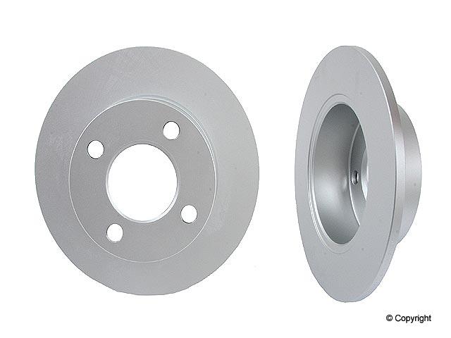 Audi 5000 Brakes > Audi 5000 Disc Brake Rotor