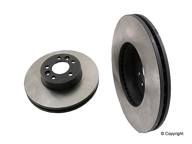 Acura Brakes > Acura NSX Disc Brake Rotor