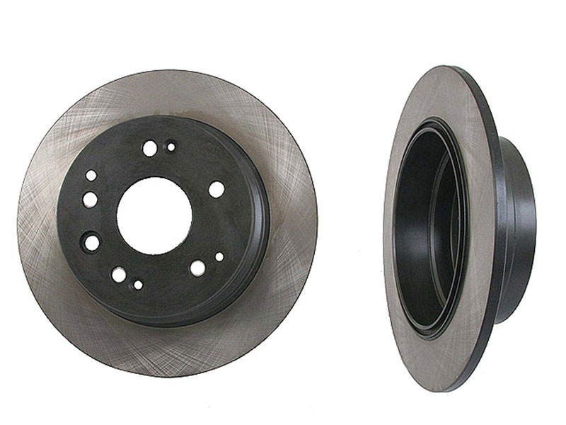 Acura Brake Rotor > Acura CL Disc Brake Rotor