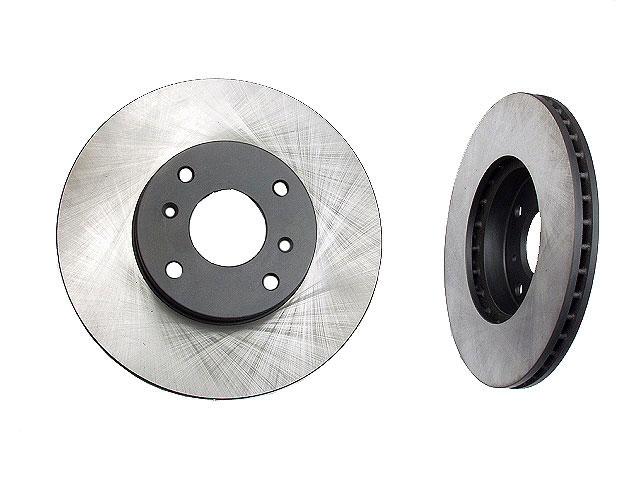 Acura Brakes > Acura CL Disc Brake Rotor