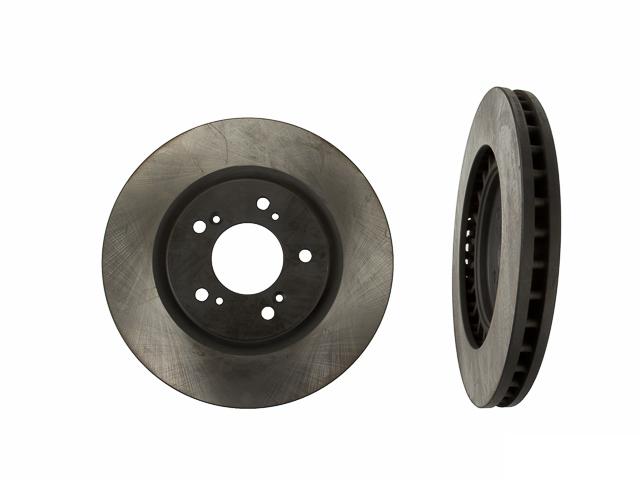 Acura NSX Rotors > Acura NSX Disc Brake Rotor