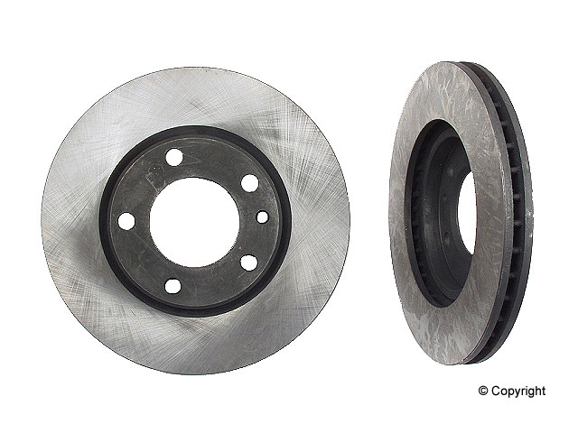 BMW Brake Rotors > BMW M3 Disc Brake Rotor