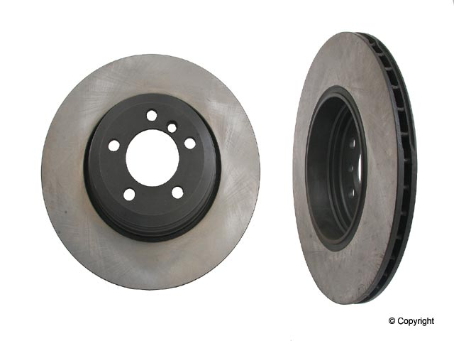 BMW 745i Rotors > BMW 745i Disc Brake Rotor