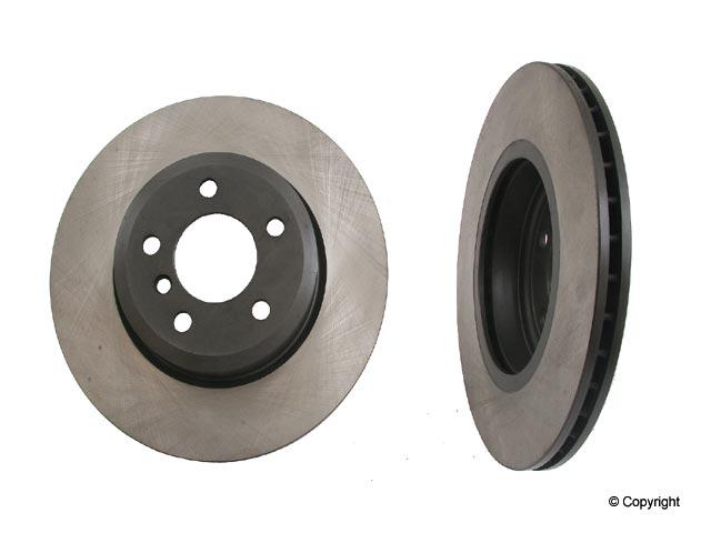 BMW Brakes > BMW X3 Disc Brake Rotor