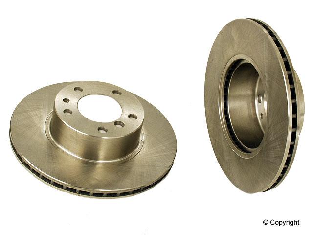 BMW 525I Rotors > BMW 525i Disc Brake Rotor