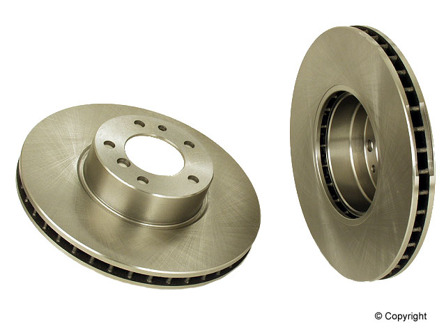 BMW 540I Rotors > BMW 540i Disc Brake Rotor