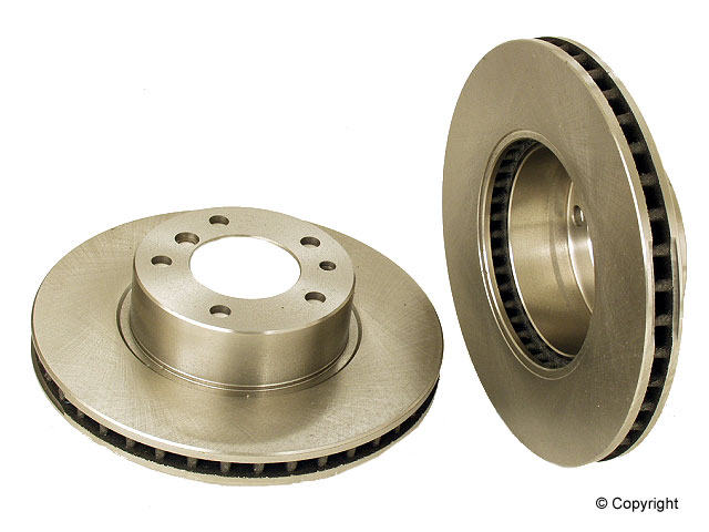BMW 735IL Brake Disc > BMW 735iL Disc Brake Rotor