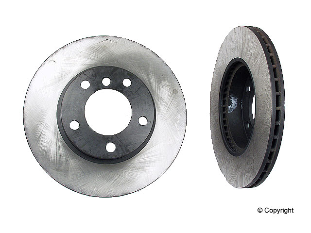 BMW 323is Brakes > BMW 323is Disc Brake Rotor