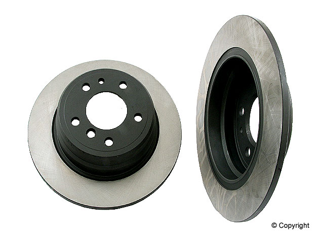 BMW 525IT > BMW 525iT Disc Brake Rotor