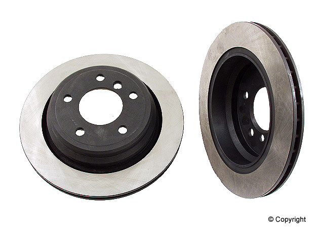 BMW Rotors > BMW 540i Disc Brake Rotor