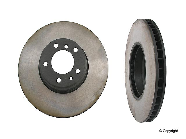 BMW 750IL Brake Disc > BMW 750iL Disc Brake Rotor