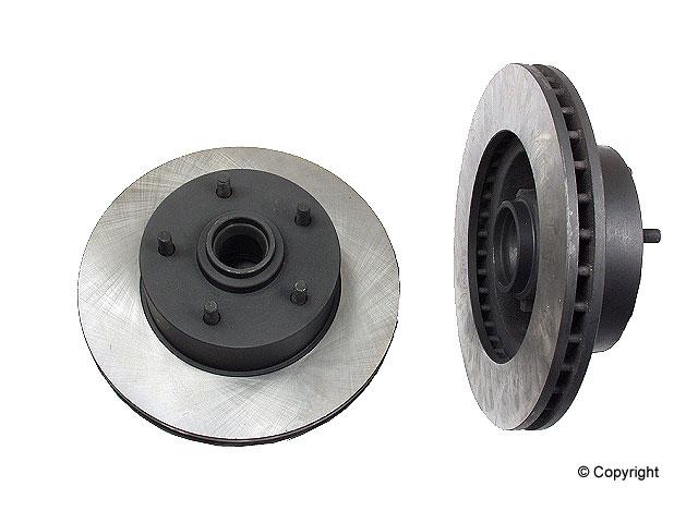 Chevy > Chevrolet El Camino Disc Brake Rotor