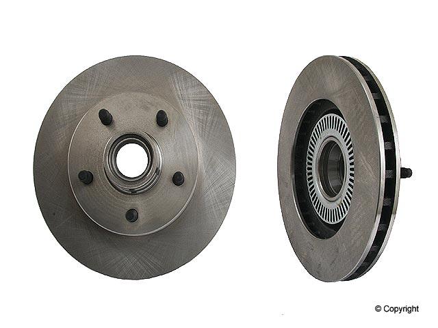 Mazda B2300 Brake Disc > Mazda B2300 Disc Brake Rotor