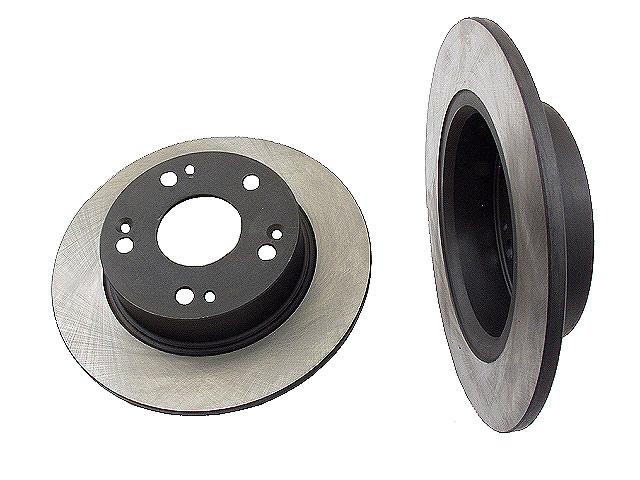 Acura TSX Brake Disc > Acura TSX Disc Brake Rotor