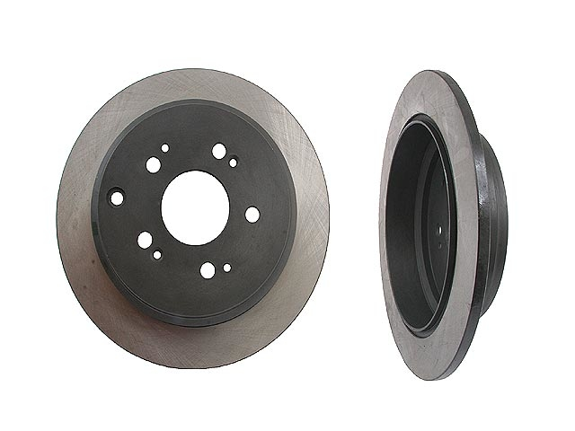 Honda Brake Disc > Honda Odyssey Disc Brake Rotor