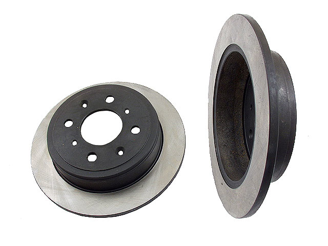 Honda Del Sol Rotors > Honda Civic Del Sol Disc Brake Rotor