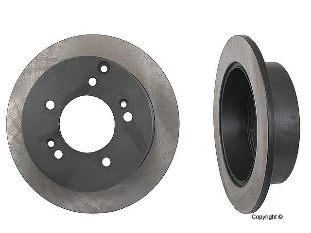 Hyundai Tucson Brakes > Hyundai Tucson Disc Brake Rotor