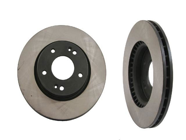 Hyundai Rotors > Hyundai Elantra Disc Brake Rotor