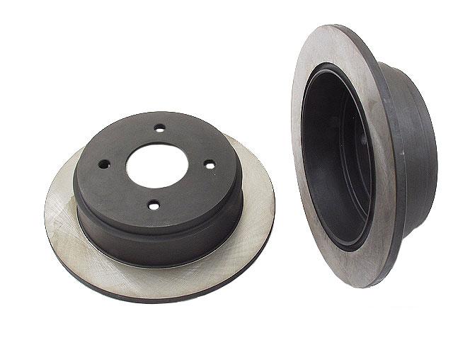 Infiniti Brake Rotors > Infiniti M30 Disc Brake Rotor