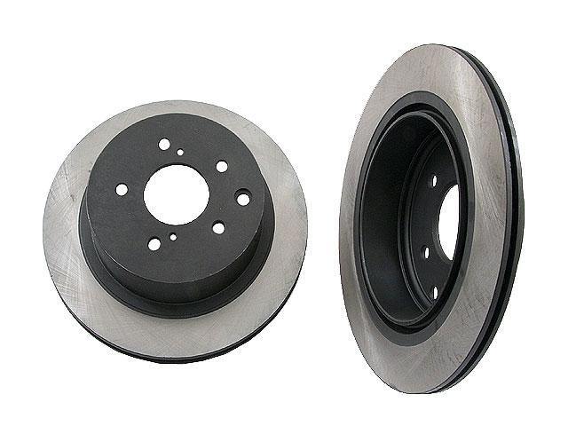 Infiniti Q45 Brakes > Infiniti Q45 Disc Brake Rotor