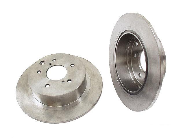 Infiniti Brake Rotor > Infiniti Q45 Disc Brake Rotor