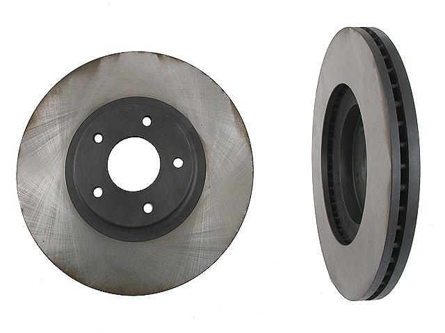 2009 Infiniti FX35 Disc Brake Rotor