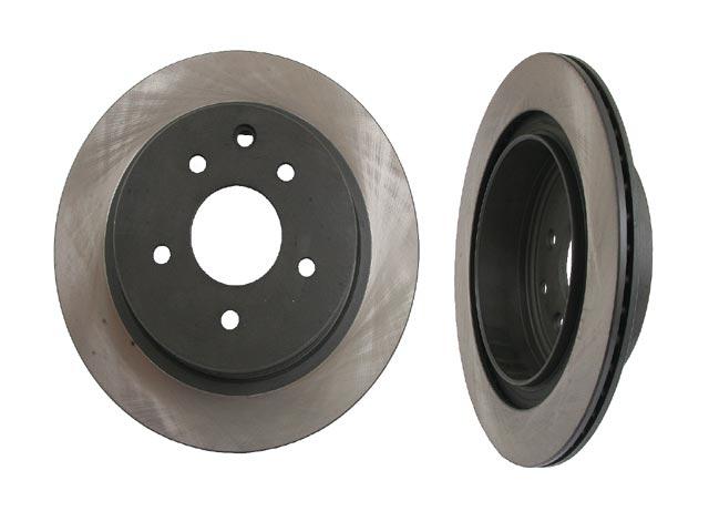 Infiniti M45 Rotors > Infiniti M45 Disc Brake Rotor