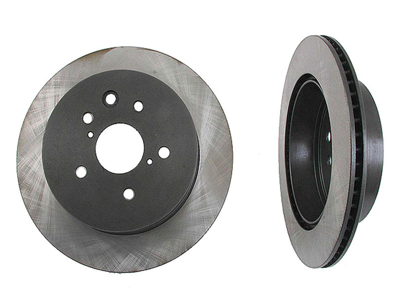 Lexus Rotors > Lexus GS460 Disc Brake Rotor