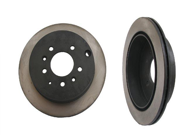 Mazda MPV Brakes > Mazda MPV Disc Brake Rotor