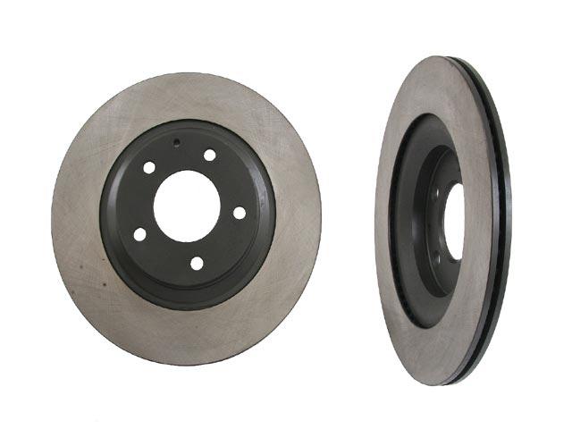 Mazda RX8 Brakes > Mazda RX-8 Disc Brake Rotor