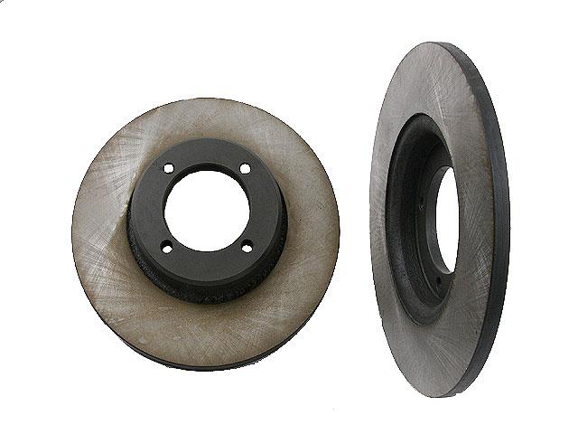 Mazda B2000 Rotors > Mazda B2000 Disc Brake Rotor