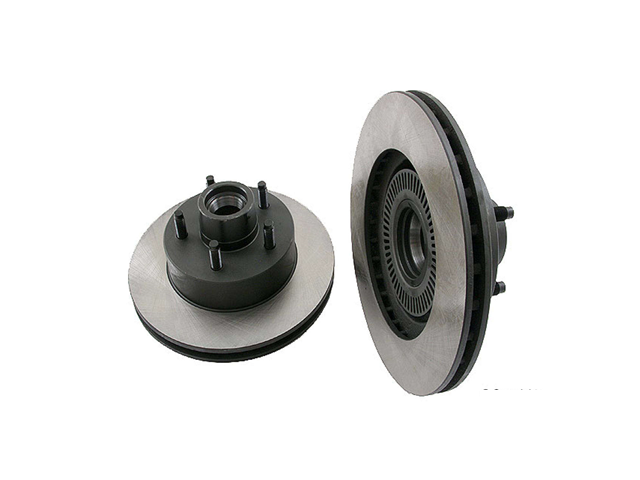 Mazda Navajo Brakes > Mazda Navajo Disc Brake Rotor