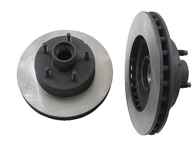 Mazda Brakes > Mazda B3000 Disc Brake Rotor
