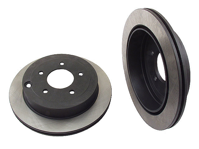 Mazda MPV Brake Disc > Mazda MPV Disc Brake Rotor
