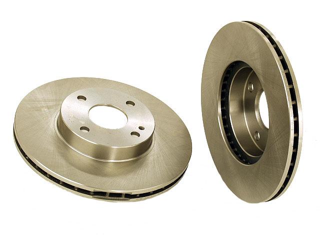 Mazda Miata Rotors > Mazda Miata Disc Brake Rotor