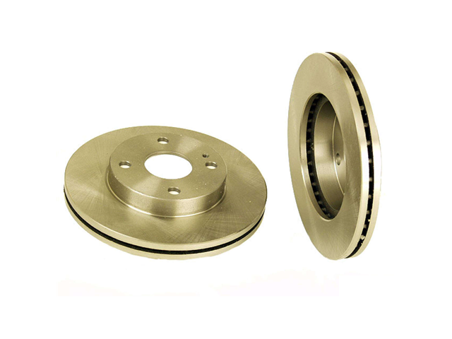 Mazda Protege Rotors > Mazda Protege Disc Brake Rotor