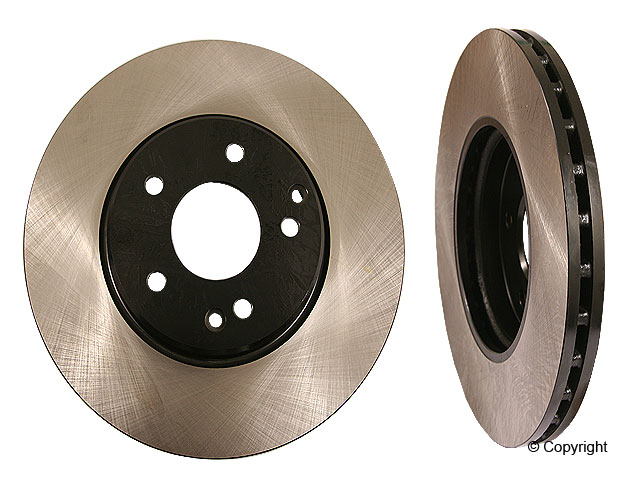 Mercedes SLK320 Rotors > Mercedes SLK320 Disc Brake Rotor