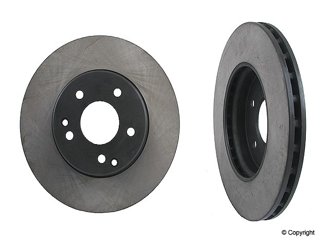 Mercedes C230 Brakes > Mercedes C230 Disc Brake Rotor