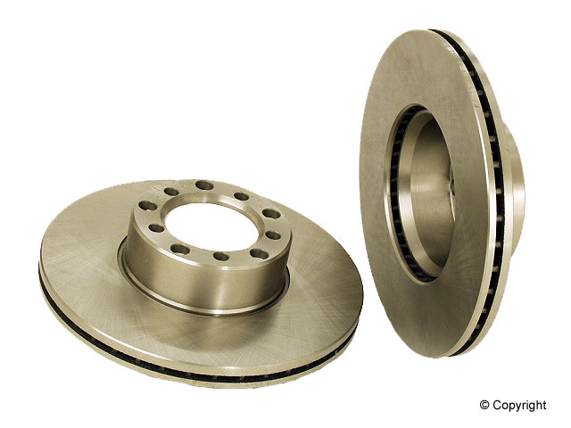 Mercedes 380SLC Rotors > Mercedes 380SLC Disc Brake Rotor