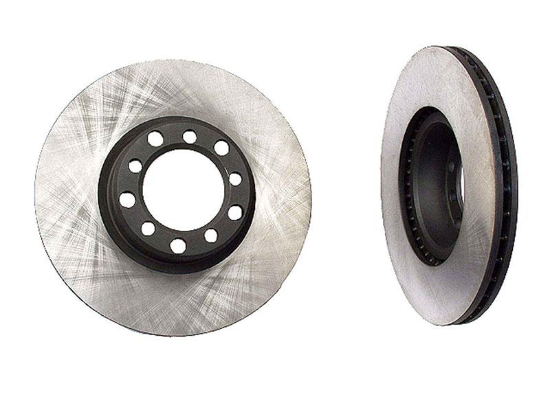 Mercedes 380SEC Brake Disc > Mercedes 380SEC Disc Brake Rotor