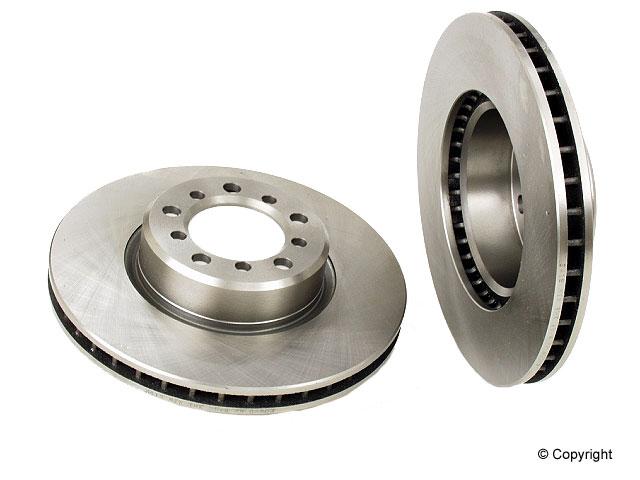 Mercedes 350SD Brakes > Mercedes 350SD Disc Brake Rotor