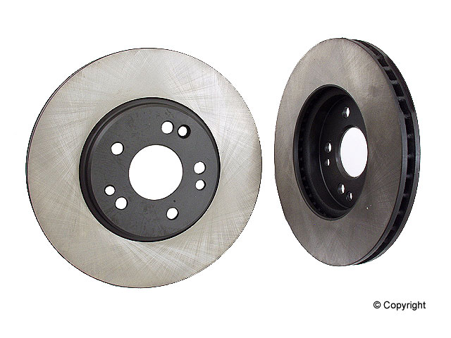 Mercedes 500E Rotors > Mercedes 500E Disc Brake Rotor