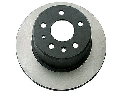 Mercedes 560SEL Rotors > Mercedes 560SEL Disc Brake Rotor