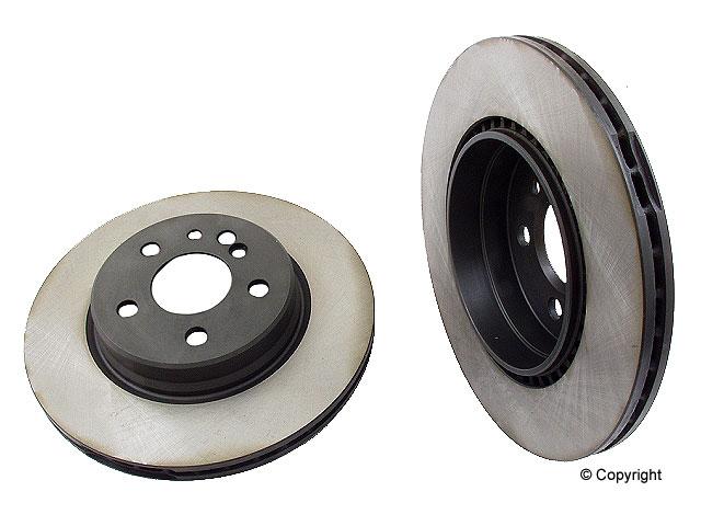 Mercedes 600SEL > Mercedes 600SEL Disc Brake Rotor