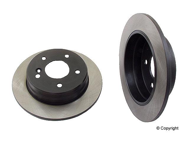 Mercedes C220 Brakes > Mercedes C220 Disc Brake Rotor