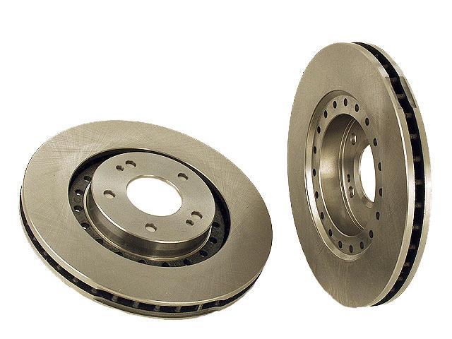Mitsubishi 3000GT Rotors > Mitsubishi 3000GT Disc Brake Rotor