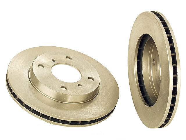 Mitsubishi Expo Brakes > Mitsubishi Expo Disc Brake Rotor